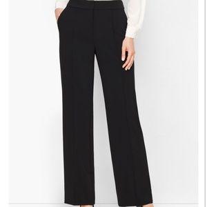 《Talbots》100% silk dress pants